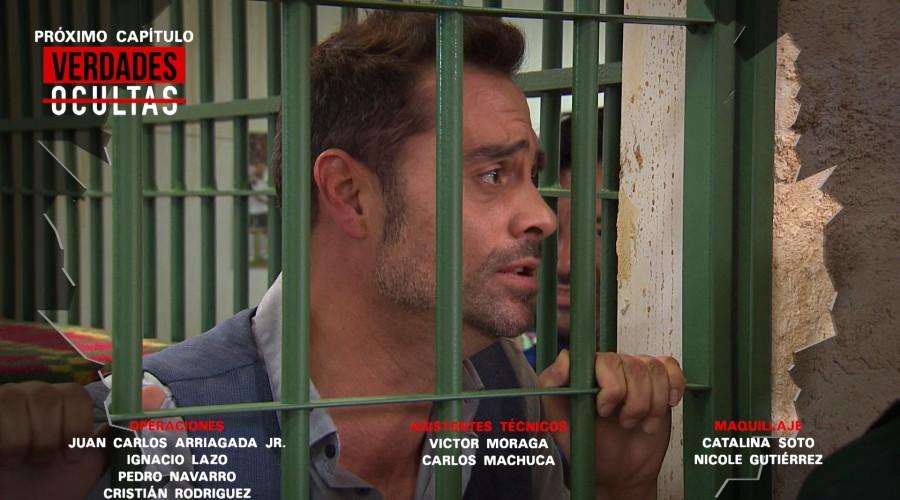 Avance: Ricardo ingresará a la cárcel