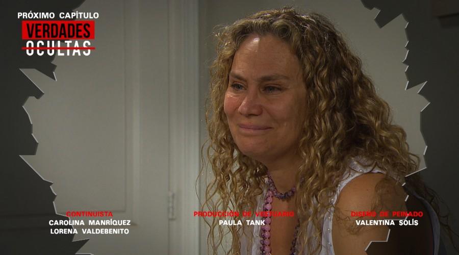 Avance: María Luisa sabrá que Cris es su nieto