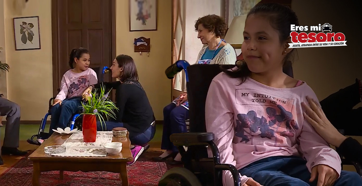 La familia Lizama se irá del barrio
