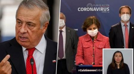 Nuevos testeos, cuarentena y contagios: Ministro Mañalich entrega nuevo balance por Covid-19