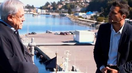 "Presidente Piñera en Mucho Gusto : ""Tenemos 3 mil 300 respiradores"""