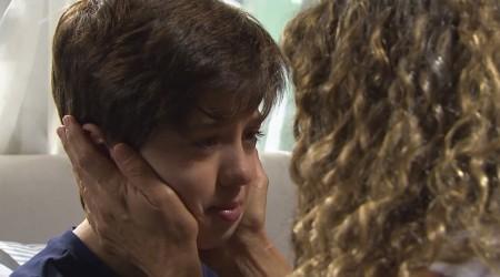 """""""Me eriza la piel"""": Seguidores destacaron emotiva escena de María Luisa y Tomasito"""