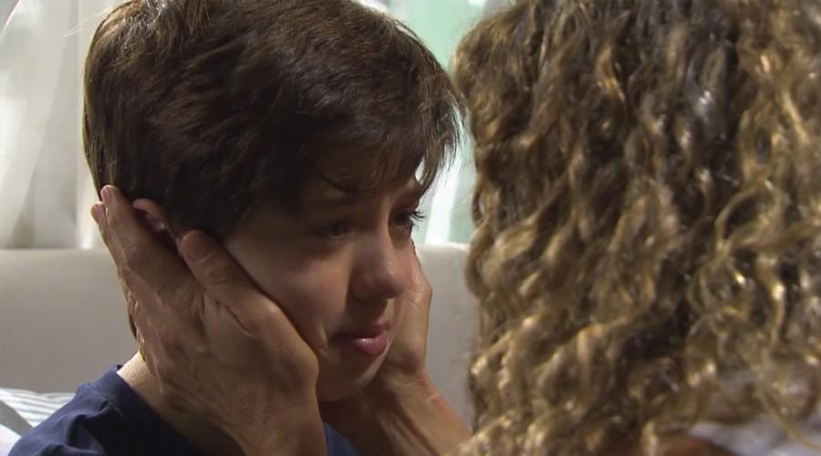"""""""Me eriza la piel"""": Seguidores de Verdades Ocultas destacaron emotiva escena de María Luisa y Tomasito"""