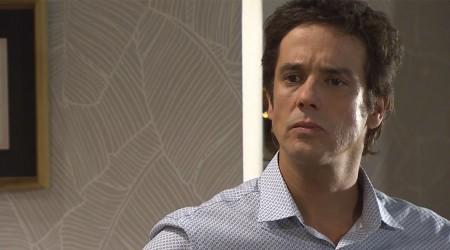 Tomás no quiere que Benjamín vuelva a vivir con Rocío