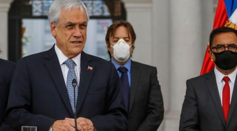 """Piñera: """"Estamos trabajando en una plan de reinicio de clases presenciales y de normalización del año escolar"""""""