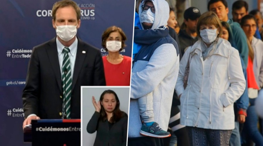 Minsal entrega nuevo balance por Covid-19 en Chile: Hay 315 personas conectadas a ventilador