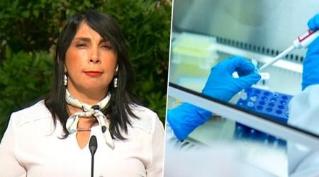 Vocera Karla Rubilar aclara dudas sobre el carnet de alta y el uso de mascarillas