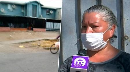 Vecinos denuncian contagiada con Covid-19 vendería comida en la feria