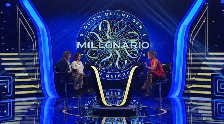"""Kike Morandé se la jugó para cumplir el gran sueño de su nana Meme en """"¿Quién Quiere ser Millonario?"""""""