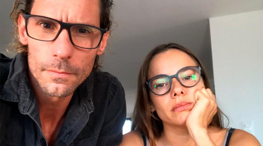 Mónica y Felipe