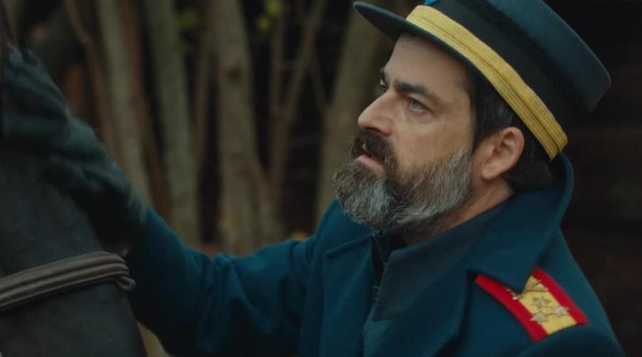 Avance extendido: Vasili estará a punto de descubrir las armas otomanas