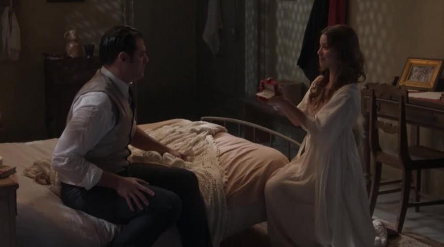 Elisabeta le pidió matrimonio a Darcy Williamson (Parte 1)