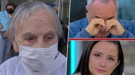 Jubilado regala su pensión a abuelita que no era beneficiaria del bono Covid-19