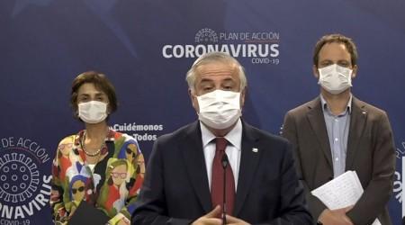 ¿Posibilidad de reunirse? Respuesta de ministro Mañalich generó debate en Mucho Gusto