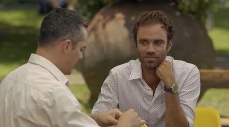 Pablo le propuso a Andrés que vivan juntos