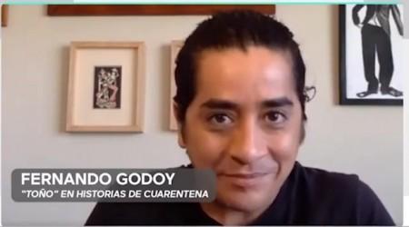 """El desafío de Feña Godoy: """"Mi primera actuación dramática en televisión"""""""