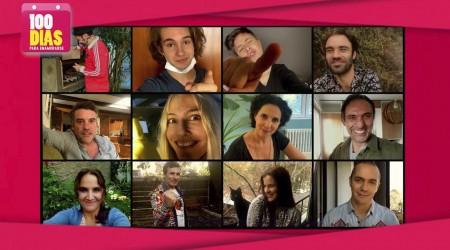 """""""Nos vemos pronto"""": Elenco de 100 Días Para Enamorarse entra en receso"""