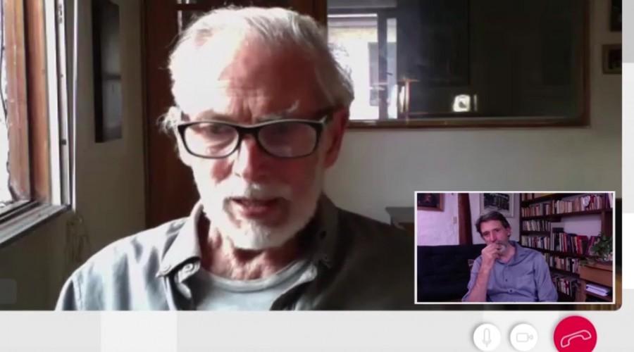 #DesdeLaCasa: Héctor Noguera nos cuenta su nueva experiencia en Historias de Cuarentena