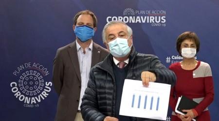 Ministro Mañalich condena amenazas a Presidenta del Colegio Médico y discriminación en contra de inmigrantes