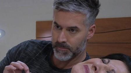 Carlos Díaz respondió si Leonardo es el gran villano de las teleseries de Mega