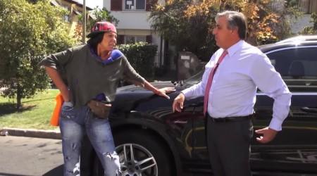 Raquel Argandoña le estacionó el auto a Kike Morandé