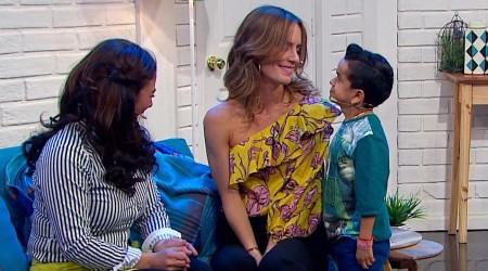 Las estrellas de la televisión chilena visitaron Morandé con Compañía