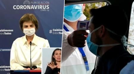 Nuevas comunas entran en cuarentena y cordón sanitario para Santiago