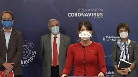 Actualización Minsal: Se dispara número de contagios en las ultimas 24 horas tras cambio en balances diarios