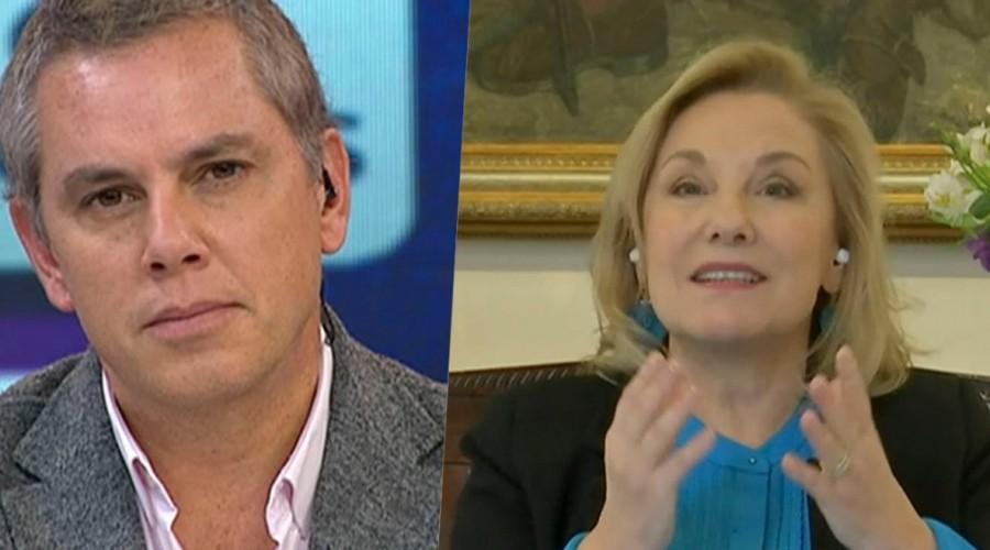 """""""Residencias Espejo"""": Cecilia Morel anuncia protocolo de acción para hogares con brote de Covid-19"""