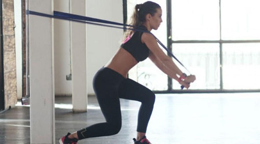#5TipsLive: Berni Allen entregó los mejores consejos para el entrenamiento en casa