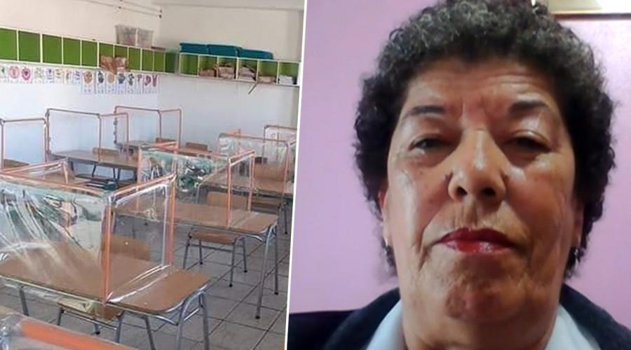 """""""¿Donde ponemos a todos nuestros niños?"""": Sostenedora por fallida instalación de cubículos en un colegio"""