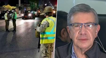 """""""Carretes en Las Condes"""": El fin de semana se registraron cerca de 70 fiscalizaciones por ruidos molestos"""