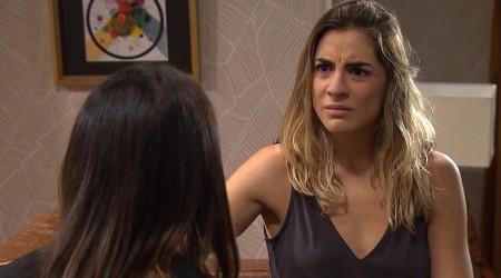 Eliana le ofreció a Agustina ser la niñera de su casa