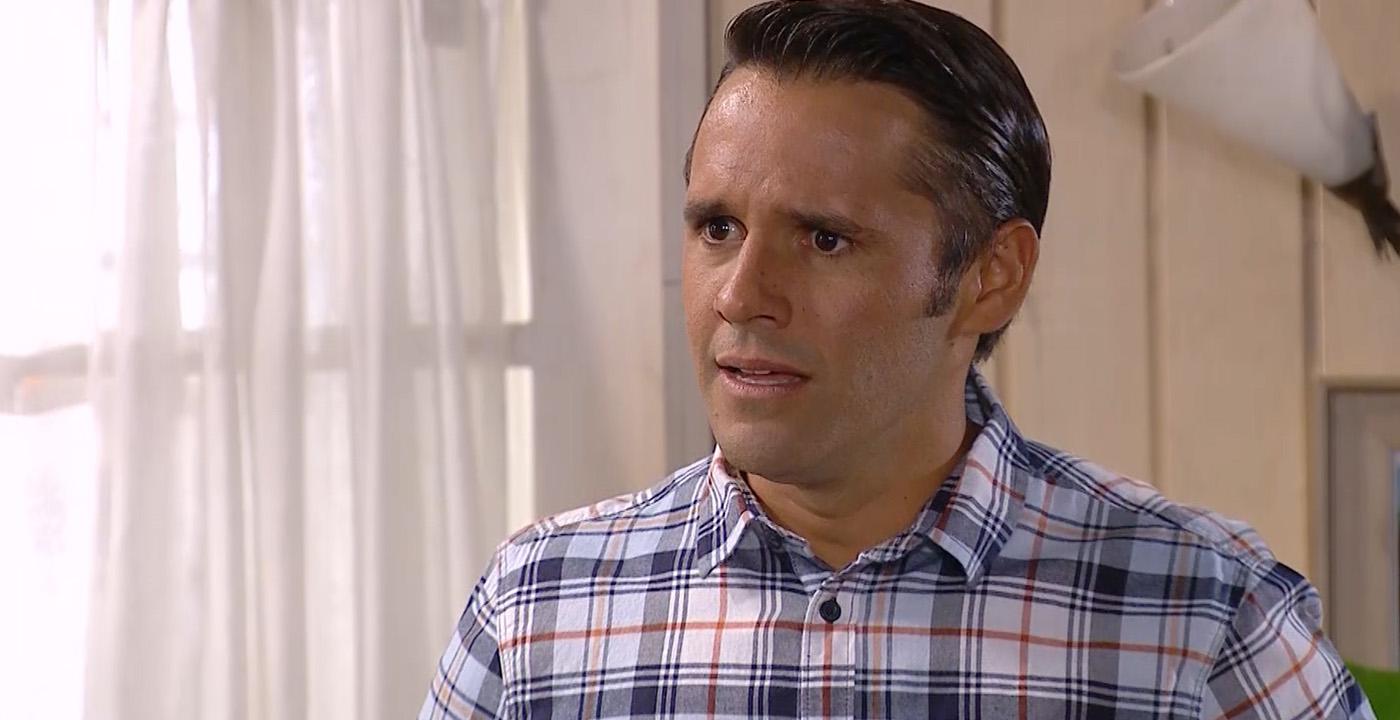 Carlos se enteró de la mentira de Blanca