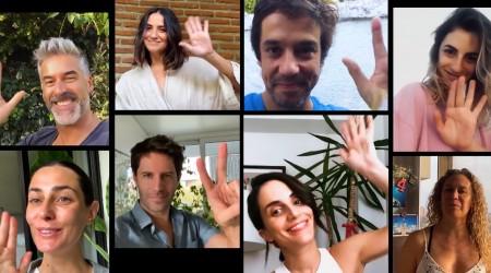 Verdades Ocultas volverá: El elenco se despidió ante el receso de la teleserie