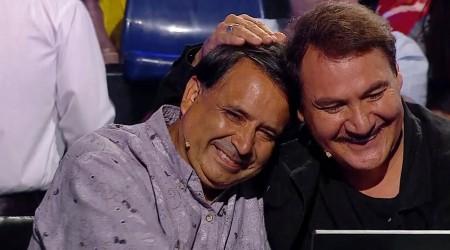 Rodrigo Muñoz y Ángel Prado se emocionaron al conseguir 10 millones de pesos