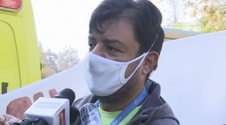 Funcionarios de Hospital San José denuncian que pacientes pasan hasta cuatro días en una silla sin frazada
