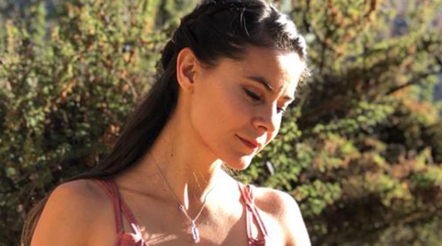 #YoSoyFuerza: Marita García mostrará posturas de yoga para partir con energía la semana