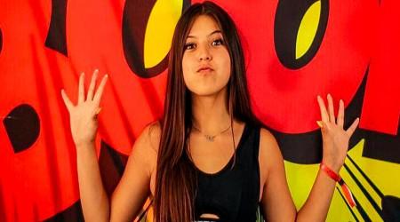#Tikatro: Los tips de Ignacia Antonia para crear un video de Tik Tok exitoso