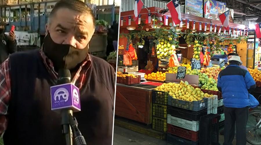 Inédito: La Vega dejará de atender público y sólo funcionará para comerciantes por cuarentena