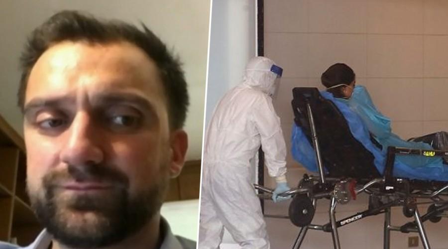 """Dr. Bernucci por efectividad de la cuarentena: """"Es solamente para bajar la cantidad de contagios diarios"""""""