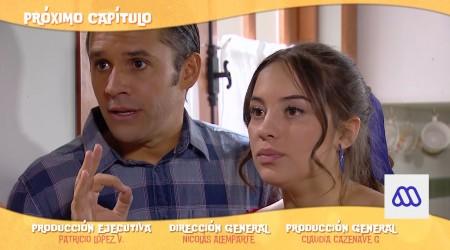 Avance: Laura y Carlos querrán esconder su relación de Blanquita