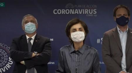 """Ministro Mañalich sobre Covid-19: """"Lo que está en juego es demasiado"""""""