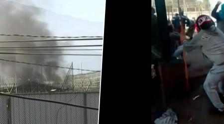 Reportan funcionarios y reos heridos en cárcel Colina 1 tras intento de motín