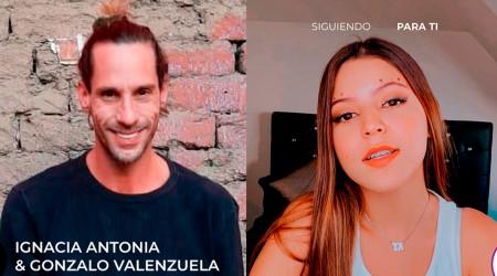 #Tikatro: Ignacia Antonia y Gonzalo Valenzuela revelan al primer ganador