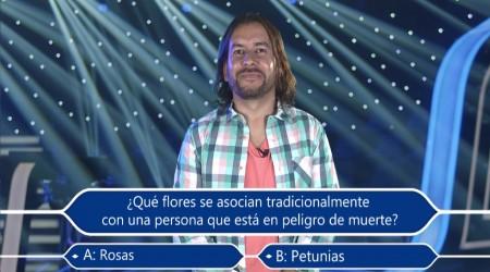 ¿Komo lo zupo? Jairo Valdez logró llegar a la pregunta 8 en ¿Quién Quiere ser Millonario?