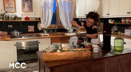 """Elenco de """"Detrás del Muro"""" te enseña cómo hacer un queque """"perfecto"""""""