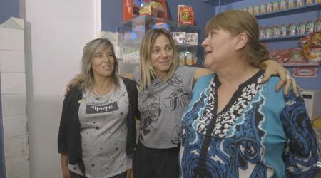 Anita y Pamela cumplieron su sueño: Tener un almacén moderno y próspero