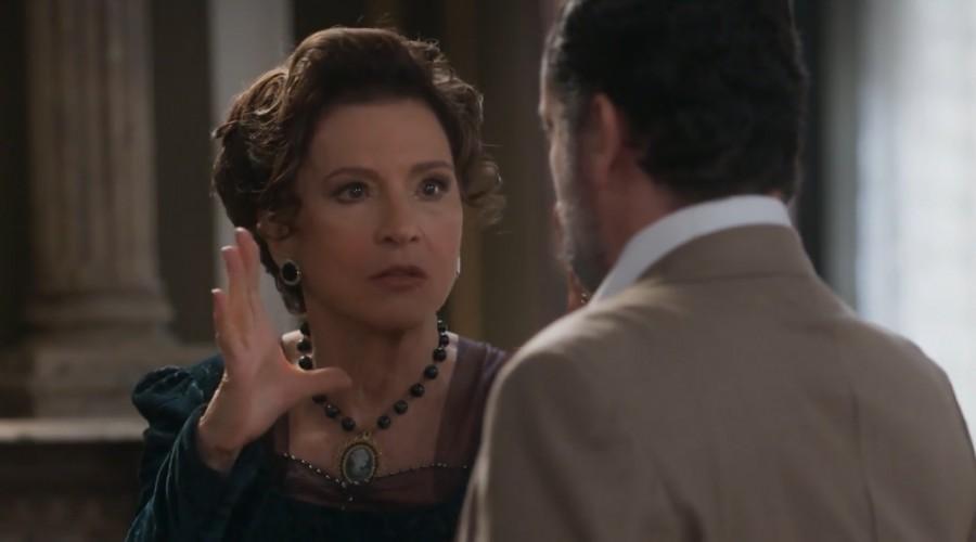 Avance extendido: Lady Margareth planeará arrestar a Elisabeta