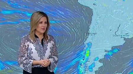 Michelle Adam anuncia lluvia y frío en la RM para esta tarde: Revisa el pronóstico